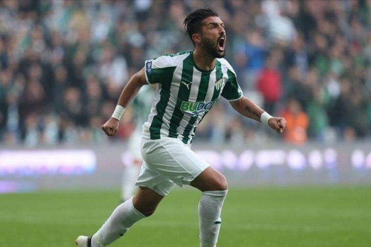 Bursaspor'a Umut Meraş müjdesi!