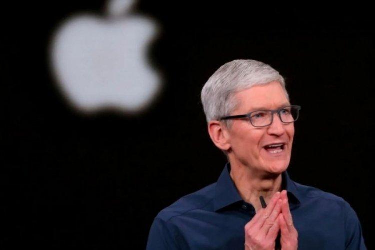 Görevdeki 10. yılını dolduran Apple CEO'su Tim Cook'a 750 milyon dolarlık hisse verildi
