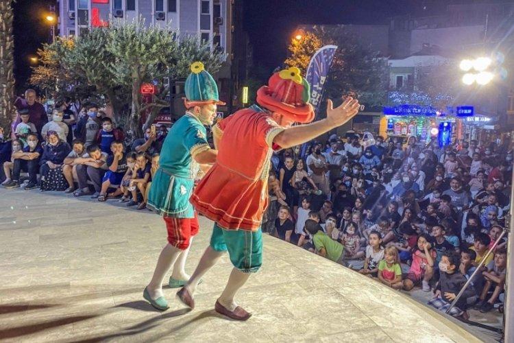 Bursa'da 'Bir Nefes Festival' Karacabeylilere unutulmaz bir gece yaşattı