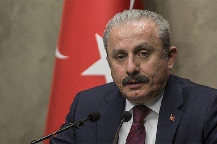TBMM Başkanı Şentop'tan Kabil'deki terör saldırısına tepki gösterdi