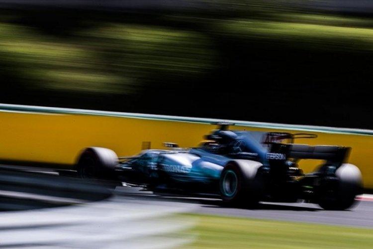 F1 heyecanı Belçika'da sürecek