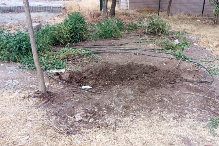 Elektrik çarpan genç kadını acilden çıkarıp toprağa gömdüler