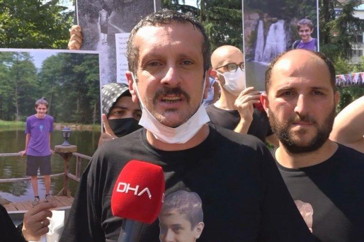 Yorgun mermi kurbanı Emir'in ailesinden katile çağrı: Teslim ol