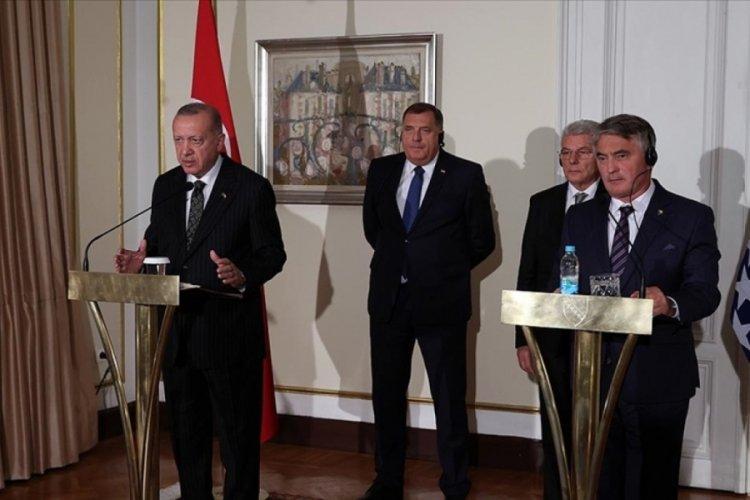 Cumhurbaşkanı Erdoğan: Afganistan'da ölü sayısı 170'i buldu