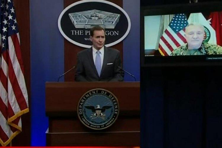 Pentagon, Taliban'ın havalimanı iddiasını yalanladı