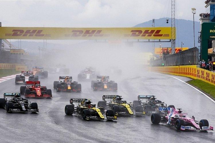 Formula 1 Türkiye Grand Prix'in tarihi değişti!