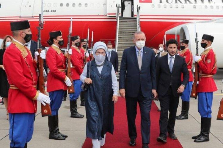 Cumhurbaşkanı Erdoğan, Karadağ'dan ayrıldı