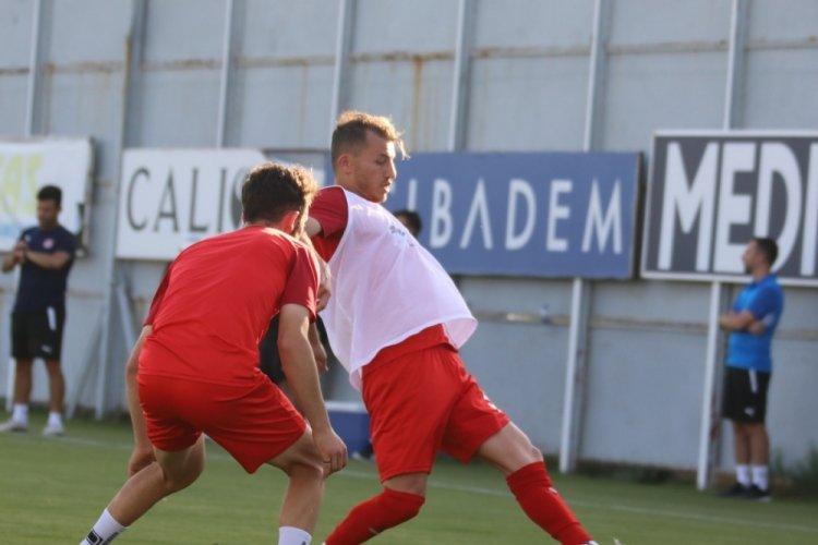 Sivasspor, Göztepe maçına hazırlığı tamamladı
