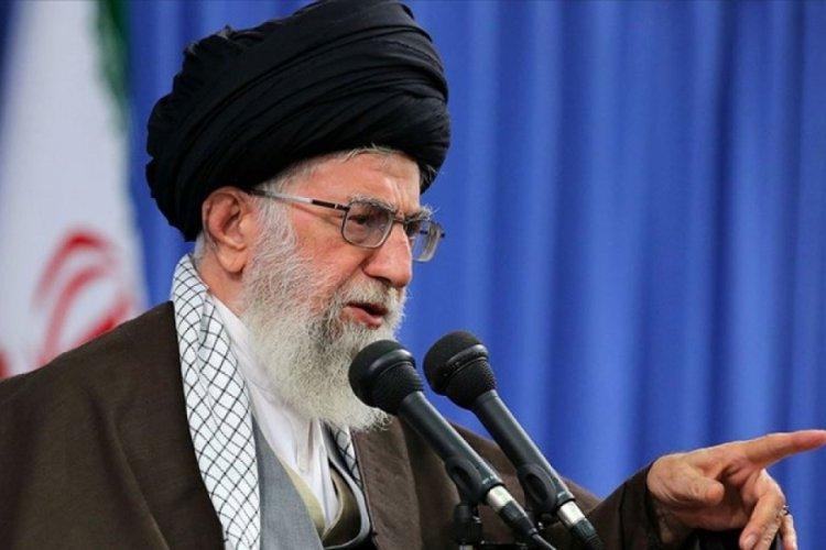Hamaney: Afganistan'daki krizlerin kaynağı ABD'dir