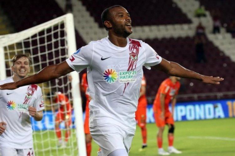 Hatayspor, Alanyaspor'u 5 golle mağlup etti