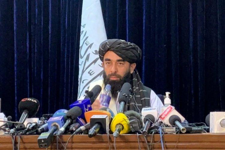 Taliban Sözcüsü Mücahid: ABD'nin hava saldırısı Afgan topraklarına açık bir saldırıdır