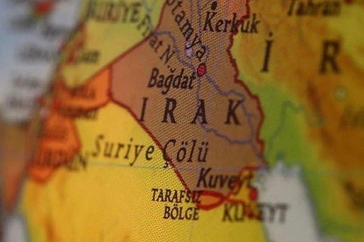 Kuveyt'in Irak sınırına roket düştü!