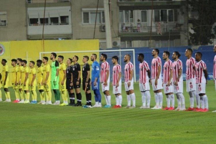 Menemenspor-Ümraniyespor maçının ardından mücadele değerlendirildi