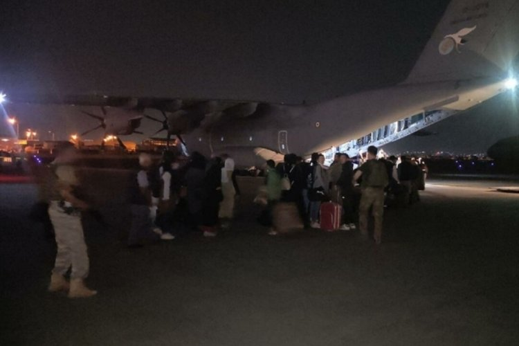 ABD'den Afganistan'daki vatandaşlarına 'Kabil Havaalanı'nı terk edin' çağrısı