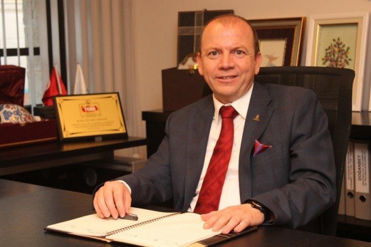 Bursa Ticaret Odası Başkanı Özer Matlı'dan 30 Ağustos Zafer Bayramı mesajı