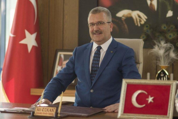 Bursa  Karacabey Belediye Başkanı Özkan'dan 30 Ağustos mesajı