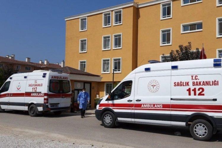 Bursa İznik'te huzurevinde 11 kişi pozitif çıktı