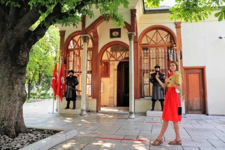 Koreli fenomenler Bursa'da!