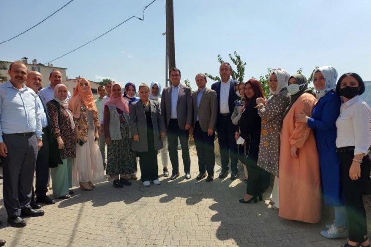 Bursa'da dağ yöresinde yatırım buluşması