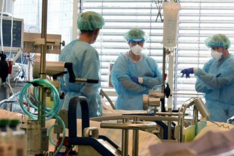Delta varyantına yakalananlarda hastane yatış oranı daha fazla