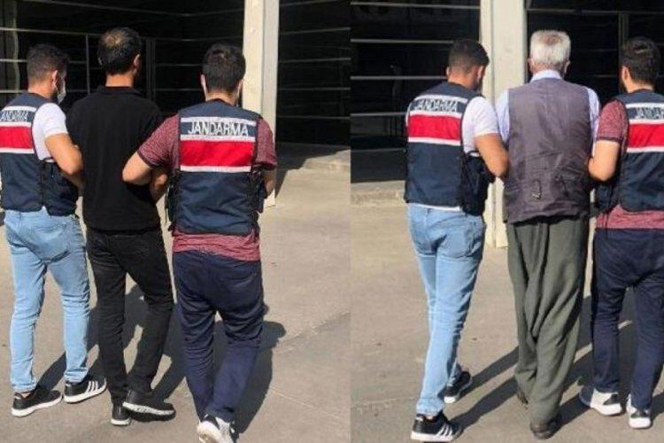 Adıyaman'da PKK'ya finans desteği sağlayan 2 kişi tutuklandı