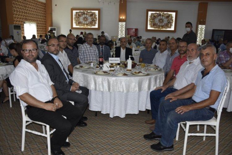Numan Kurtulmuş, Bursa Karacabey'de sünnet düğününe katıldı