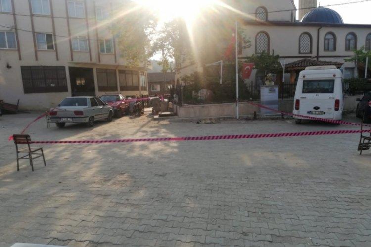 Bursa'da düğünde havaya atılan kurşun, 2 kişiyi yaraladı