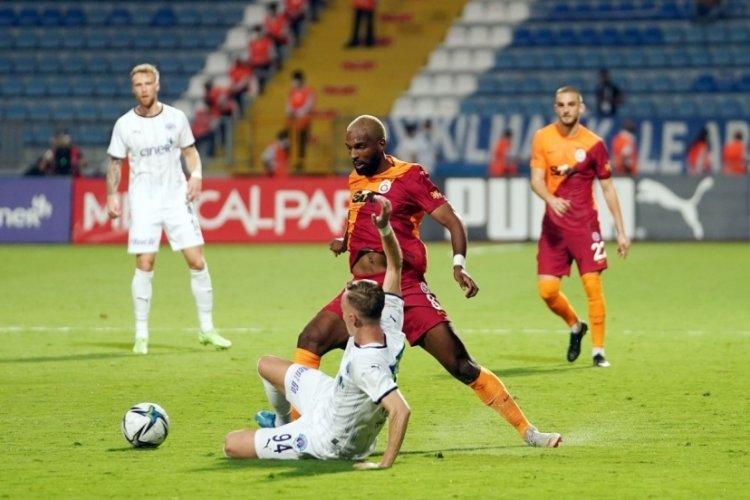 Kasımpaşa, sahasında Galatasaray ile 2-2 berabere
