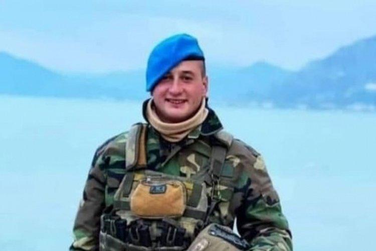 Trabzon'da yaralı Uzman Çavuş şehit oldu