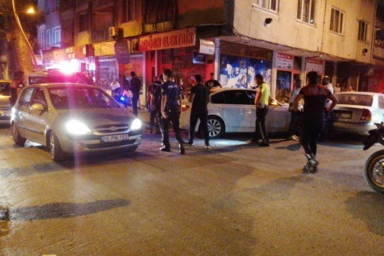 Bursa'da polisten kaçan sürücüye ceza yağdı