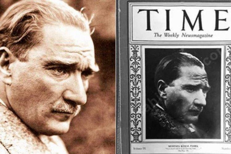 Atatürk'ün dünyaca ünlü fotoğrafı! İşte zabitin deklanşöre bastığı o an...