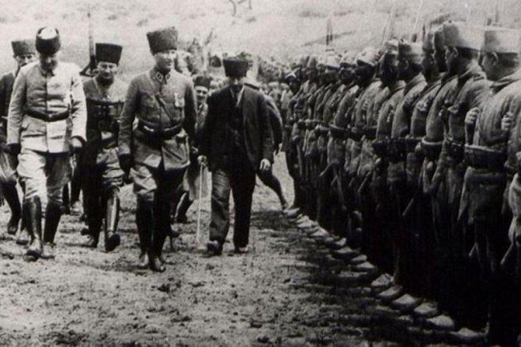 Herkes Atatürk'ü çay partisinde sanıyordu! Büyük zaferin çok çarpıcı detayı...