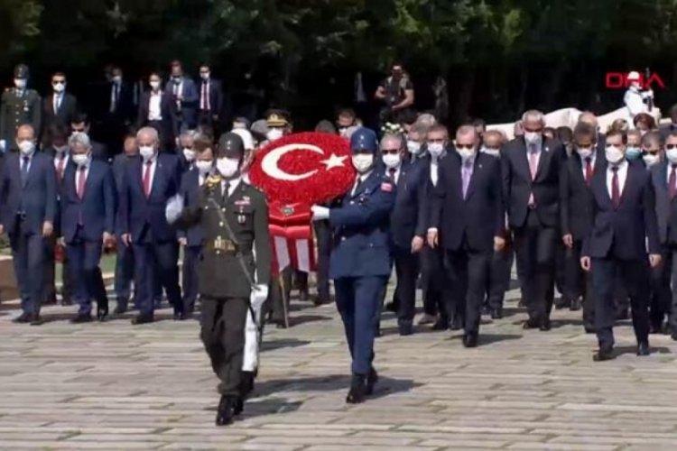 Cumhurbaşkanı Erdoğan: Türkiye Cumhuriyeti Devleti emin ellerdedir