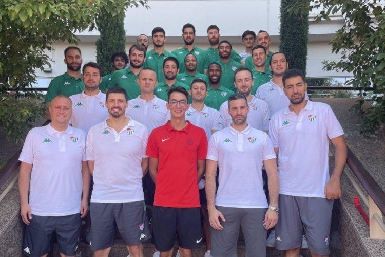 Frutti Extra Bursaspor, Mete Gazoz'u kutladı
