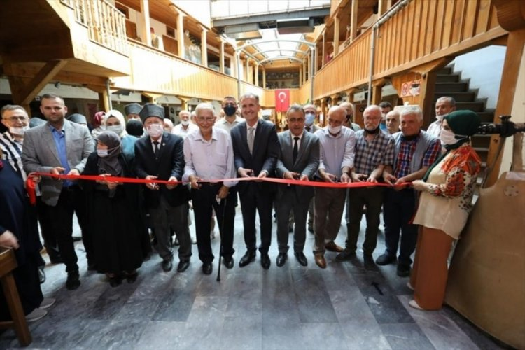 Bursa İnegöl'de Zafer Ve Kurtuluş sergisi izlenime açıldı