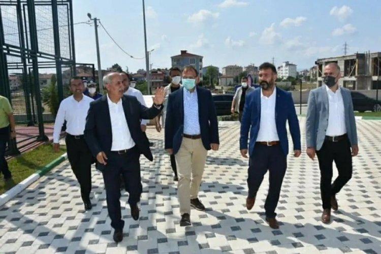 Bursa'da İnegöl Yolu ekim ayında hizmete girecek