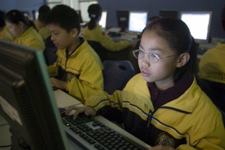 Çin'de çocuklar haftada 3 saat oyun oynayabilecek