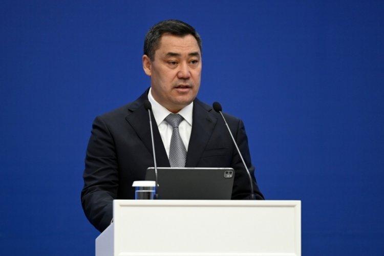 Kırgızistan Cumhurbaşkanı: Türkiye dünyanın en güçlü ülkeleri arasında