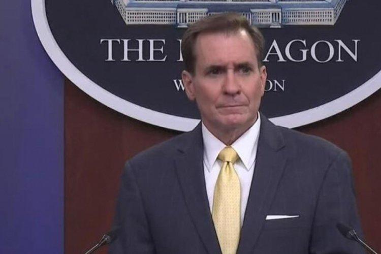 Pentagon'dan Afganistan açıklaması: Tehlikeli bir zamandayız
