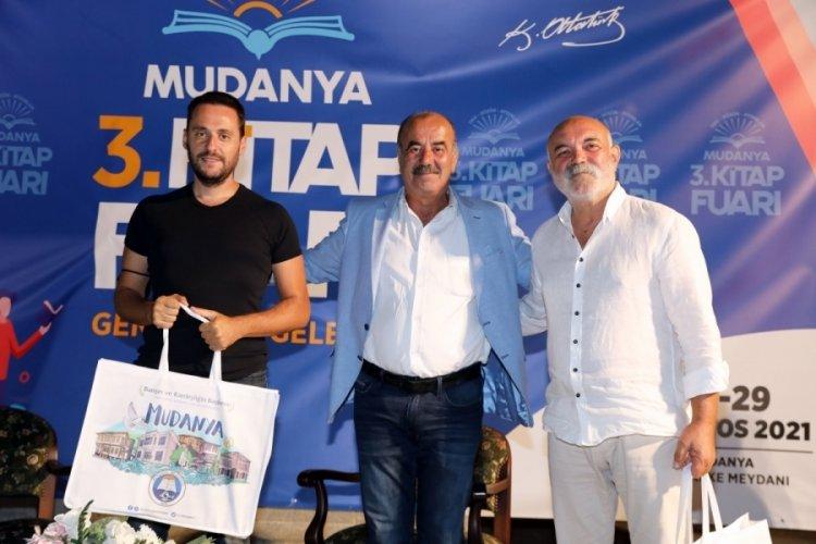 Bursa'da Mudanya Kitap Fuarı sona erdi