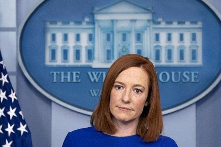 Beyaz Saray'dan tahliye açıklaması