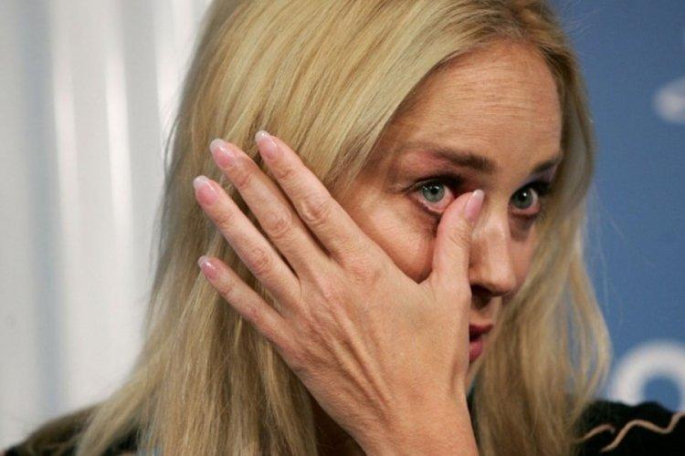 Sharon Stone'un acı günü: Vaftiz oğlu hayatını kaybetti