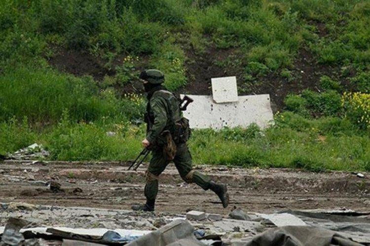 Ukrayna'da Rusya yanlısı ayrılıkçıların saldırısı sonucu 1 asker öldü