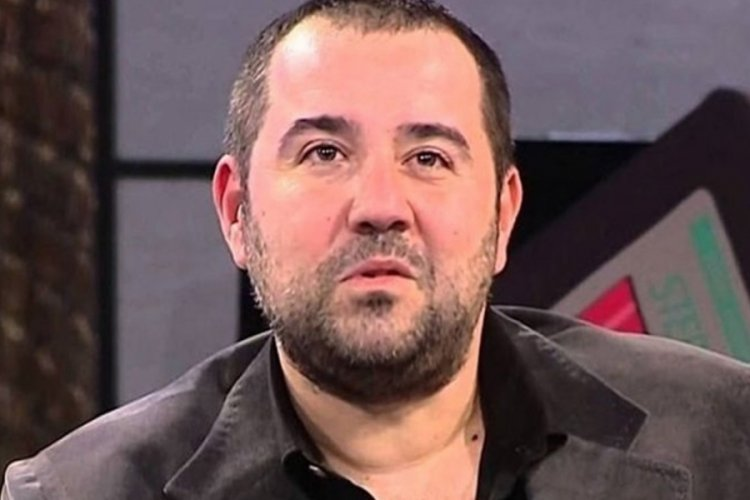 Ata Demirer'den usta tiyatrocu Ferhan Şensoy paylaşımı