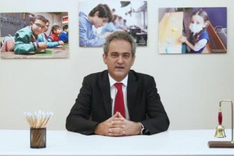 Milli Eğitim Bakanı Özer öğretmenlere seslendi