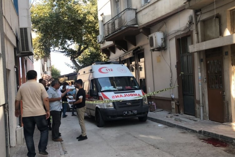 Bursa'da emekli bankacıya silahlı saldırı