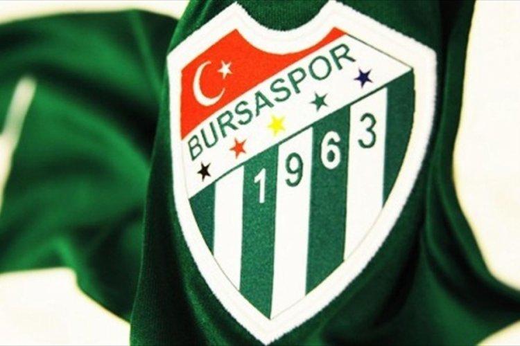 Bursaspor'dan Ferhan Şensoy için başsağlığı mesajı