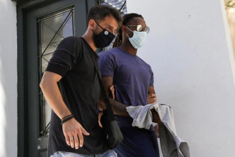 Olympiakos takımında tecavüz skandalı!