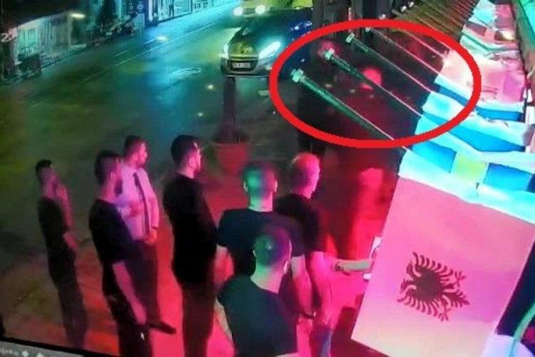 Bursa'da eğlence mekanının tuvaletinde kendisini darp eden husumetlilerine kurşun yağdırdı