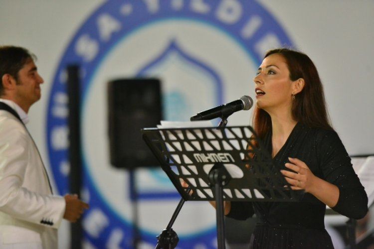 30 Ağustos Zafer Bayramı, Bursa Yıldırım'da coşkuyla kutlandı